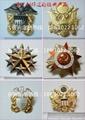 外貿勛章襟章