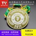 北京比賽獎牌學校獎牌定製廠家 4