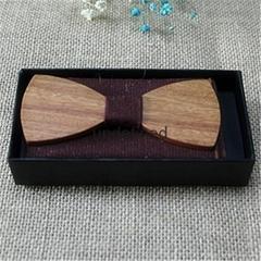 新產品男士木質領結
