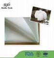 100% Cotton Spunlace Nonwoven Fabric for Wet Wipe Spunlace Nonwoven Wet Tissue 3