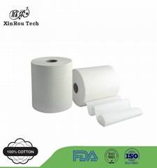 Hydrophilic White Non-woven Fabric Raw Materials for Diaper Making