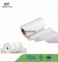 Eco-friendly 100% Cotton Spunlace Nonwoven Fabric