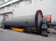 Ball mill for gold ore