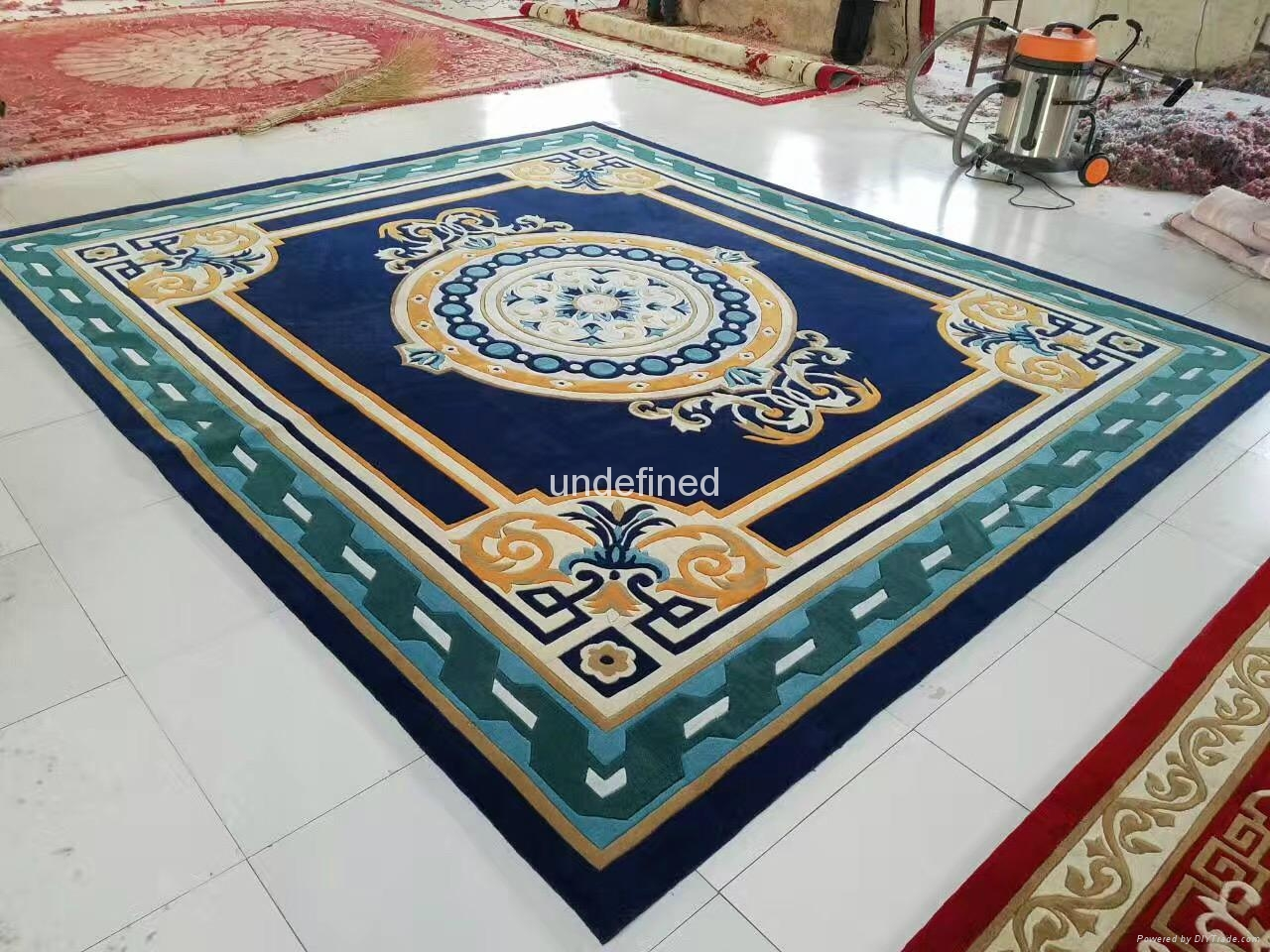 定做会议室地毯 2