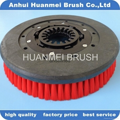 floor cleaning rotary brush for Hako scrubber