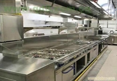 广州市广旭厨房设备工程有限公司