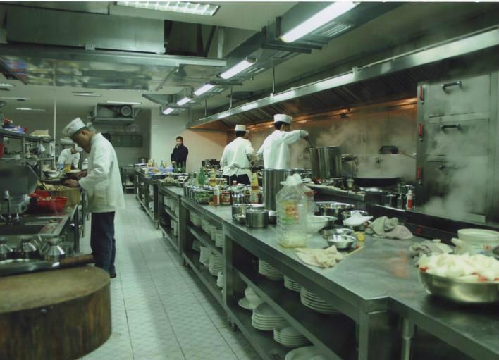 广州广旭专业环保白铁通风工程安装 2