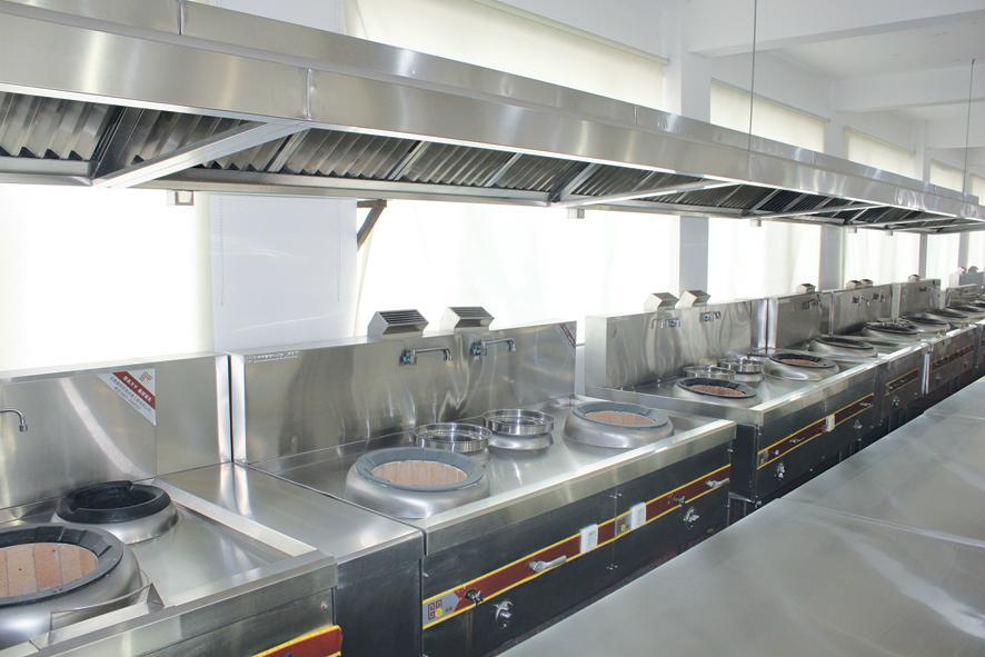 广州专业小中大型厨房工程抽排系统工程设计安装 3