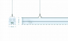 3M Stainless Steel Cord Suspension lighting Kit