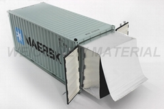 """20""""/40""""/40""""HQ Thermal Insulation Container Liner for Food Transportation"""