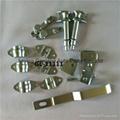 Trailer Spare Parts Rear Sliding Door