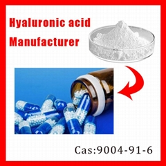 Eye Drop Grade Hyaluronic Acid Powder