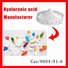 Low Molecular Weight Hyaluronic Acid
