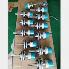 Tuning fork level switch