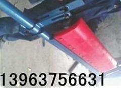 直供帶式輸送機專用清掃器刀片刮板