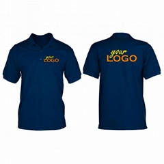 Polo products knitted garment polo t shirt diytrade for Custom tailored polo shirts