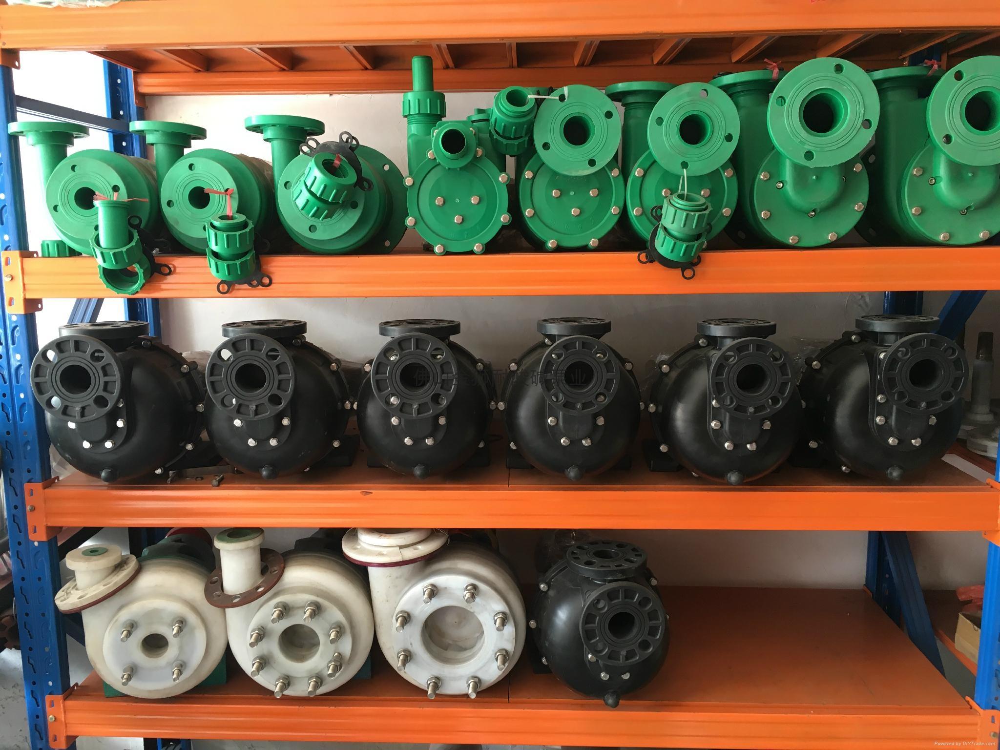 CD-40022H铁氟龙弹性轴封大头泵 3