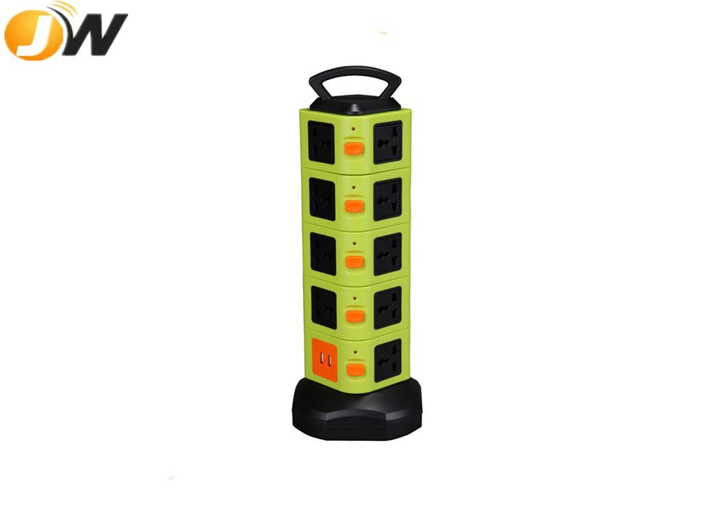 Multipurpose 5 layer electrical outlet socket for home appliance 1