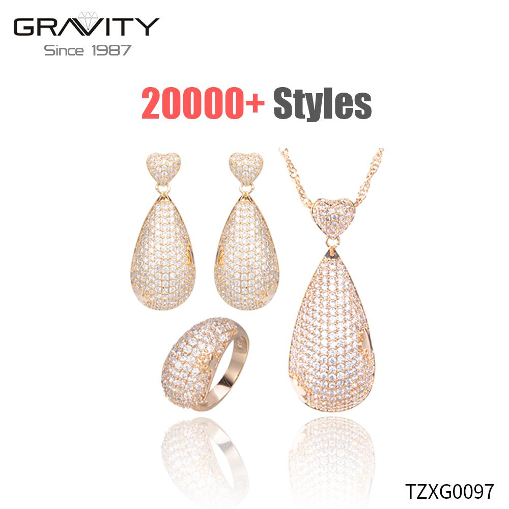 wholesale dubai fashion costume stainless steel necklace and earring jewelry,24k 1