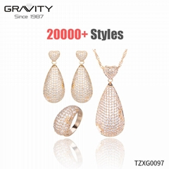wholesale dubai fashion costume stainless steel necklace and earring jewelry,24k