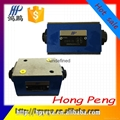 Z2S10-1-20B hydraulic system pressure va  e, two-way hydraulic solenoid va  e 2