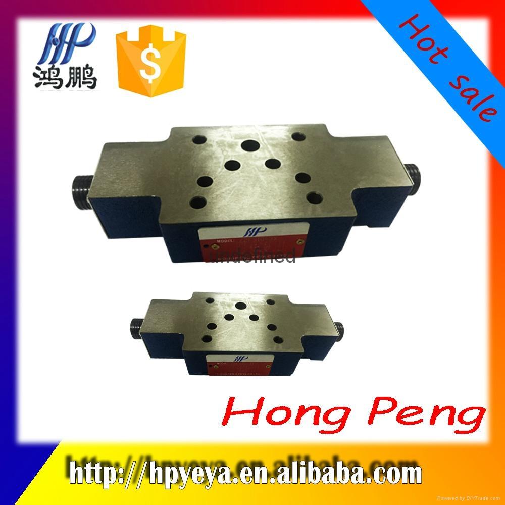 Superimposed double check throttle va  e Z2FS6 Z2FS10hydraulic machinery 1