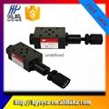 MBRV-02P / A / B hydraulic pressure reducing va  e, hydraulic system va  e 2