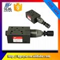 MBRV-02P / A / B hydraulic pressure reducing va  e, hydraulic system va  e 5