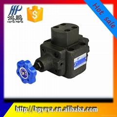 Hydraulic mechanical sequence va  e, XD2F series, hydraulic direct control va  e