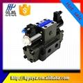 Tube type electro-hydraulic va  e 34BYO-L32H-T 34BYM-L32H-T solenoid va  e 2