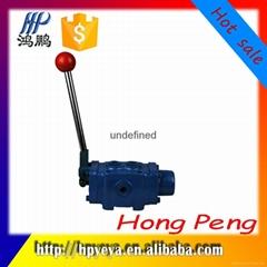 Hydraulic manual valve 34SM-L10H-T34SM-L20H-T
