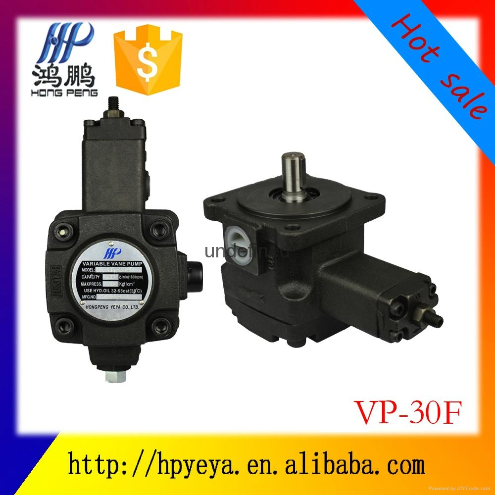 Variable vane pump VP20 / VP30-FA3 / VP40-FA3, Hongpeng hydraulic pump spline 1