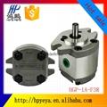 Foshan high-pressure miniature small displacement gear pump HGP-1A-F1R F2R F3R  3