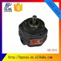 Low pressure gear pump BB-B series