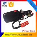 Power unit manual / electric oil pump 220V 24V 12V 4