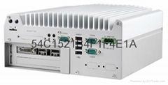 緊湊寬溫的GPU工業計算機Nuvo-5095GC
