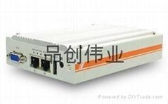 无风扇通用嵌入式控制器POC-120