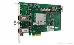 網絡採集卡PCIe-PoE354at/352at