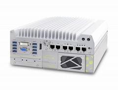 Nuvo-7164GC第九代/第八代 Intel®酷睿™处理器强固嵌入式 GPU运算人工智能工控机