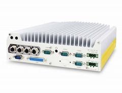 Nuvo-7100VTC第九代/第八代 Intel英特爾®酷睿™ i7/i5/i3無風扇車載工控機