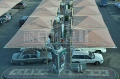 Professional Car Parking Tent for Parking Lot