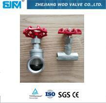 Thread Stainless steel globe valve