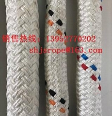 滌綸/丙綸長絲雙層編織繩纜