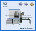 High precision double disc end face grinding machine 2