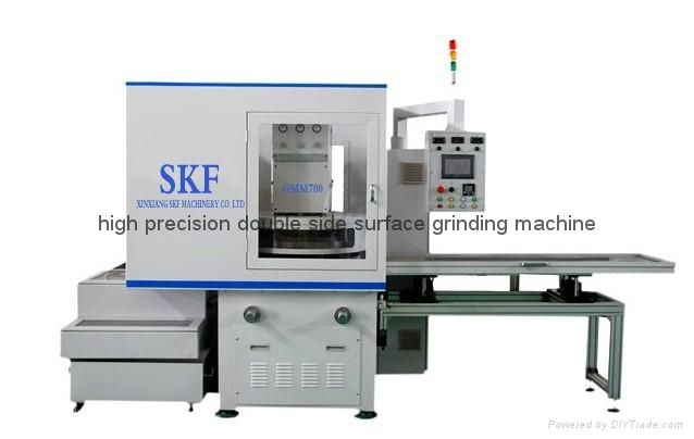 High precision single side surface lapping machine 1