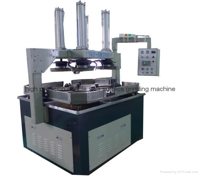 High precision single side lapping machine 1