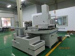 Piston parts surface grinding machine