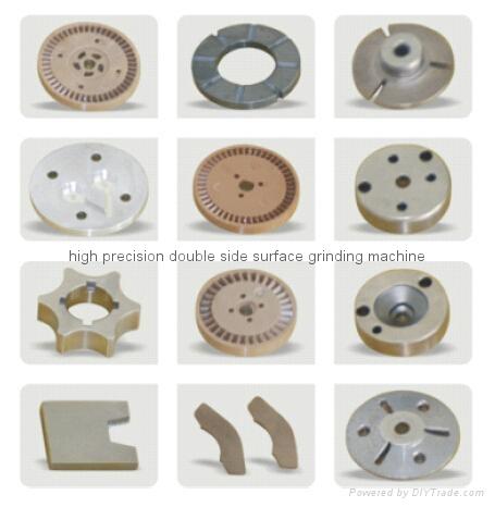 Ceramic parts surface grinding machine 1