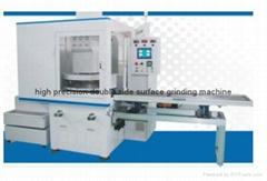 Metal parts surface gridning machine