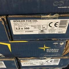 E6010纤维素焊条FOXCEL下向管道焊条